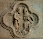 Breaking of Jeremiah's Yoke.   Click to enter image viewer  Use the Save buttons below to save any of the available image sizes to your computer.