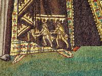 St. Vitale - Empress Theodora (Detail).