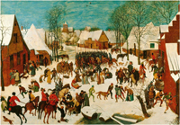 Massacre of the Innocents.  Bruegel, Pieter, approximately 1525-1569  Click to enter image viewer  Use the Save buttons below to save any of the available image sizes to your computer.