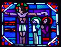 Crucifixion.  Le Breton, Jacques ; Gaudin, Jean  Click to enter image viewer  Use the Save buttons below to save any of the available image sizes to your computer.