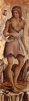 John the Baptist.  Crivelli, Carlo, 15th cent.  Click to enter image viewer  Use the Save buttons below to save any of the available image sizes to your computer.