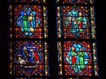 Clermont-Ferrand stained glass.   Click to enter image viewer  Use the Save buttons below to save any of the available image sizes to your computer.