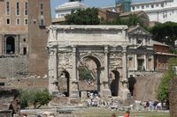 Arch in Roman Forum.   Click to enter image viewer  Use the Save buttons below to save any of the available image sizes to your computer.
