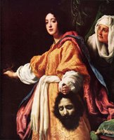 Judith with the Head of Holofernes.  Allori, Cristofano, 1577-1621  Click to enter image viewer  Use the Save buttons below to save any of the available image sizes to your computer.