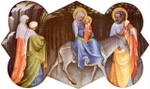Flight into Egypt.  Lorenzo, Monaco, 1370 or 71-1425  Click to enter image viewer  Use the Save buttons below to save any of the available image sizes to your computer.