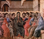 Pentecost.  Duccio, di Buoninsegna, -1319?  Click to enter image viewer  Use the Save buttons below to save any of the available image sizes to your computer.