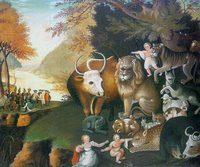 Peaceable Kingdom.  Hicks, Edward, 1780-1849  Click to enter image viewer  Use the Save buttons below to save any of the available image sizes to your computer.