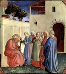 Naming of John the Baptist.  Angelico, fra, approximately 1400-1455  Click to enter image viewer  Use the Save buttons below to save any of the available image sizes to your computer.