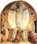 Transfiguration.  Angelico, fra, approximately 1400-1455  Click to enter image viewer  Use the Save buttons below to save any of the available image sizes to your computer.