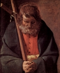 Philip the Apostle.  La Tour, Georges du Mesnil de, 1593-1652  Click to enter image viewer  Use the Save buttons below to save any of the available image sizes to your computer.