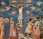 Crucifixion.  Bondone, Giotto di, 1266?-1337  Click to enter image viewer  Use the Save buttons below to save any of the available image sizes to your computer.