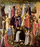 Paradise.  Giovanni, di Paolo, ca. 1403-ca. 1482  Click to enter image viewer  Use the Save buttons below to save any of the available image sizes to your computer.