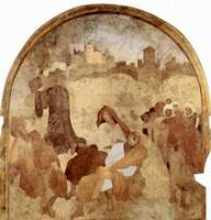 Death of Christ.  Pontormo, Jacopo da, 1494-1556  Click to enter image viewer  Use the Save buttons below to save any of the available image sizes to your computer.