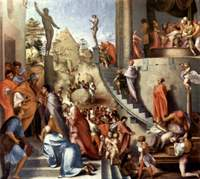 Joseph in Egypt.