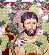 Christ the Vine.