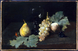 Fruit and a Wineglass.  Vollon, Antoine, 1833-1900  Click to enter image viewer  Use the Save buttons below to save any of the available image sizes to your computer.