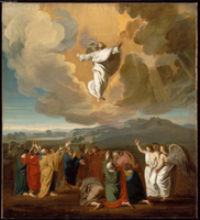 The Ascension.  Copley, John Singleton, 1738-1815  Click to enter image viewer  Use the Save buttons below to save any of the available image sizes to your computer.