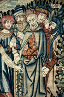 Tapestry - The Martyrdom of Saint Paul.   Click to enter image viewer  Use the Save buttons below to save any of the available image sizes to your computer.