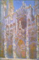 Rouen Cathedral.  Monet, Claude, 1840-1926  Click to enter image viewer  Use the Save buttons below to save any of the available image sizes to your computer.