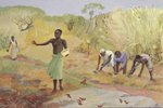 The parable of the sower.