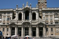 Facade-Santa Maria Maggiore.   Click to enter image viewer  Use the Save buttons below to save any of the available image sizes to your computer.