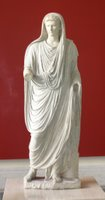 Augustus as Pious.   Click to enter image viewer  Use the Save buttons below to save any of the available image sizes to your computer.