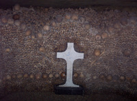 Catacomb - Paris.   Click to enter image viewer  Use the Save buttons below to save any of the available image sizes to your computer.