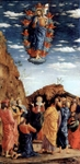 Ascension of Christ.  Mantegna, Andrea, 1431-1506  Click to enter image viewer  Use the Save buttons below to save any of the available image sizes to your computer.