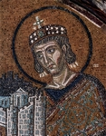 Constantine the Great.   Click to enter image viewer  Use the Save buttons below to save any of the available image sizes to your computer.