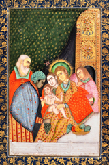 Nativity of Christ.  Unidentified artist  Click to enter image viewer  Use the Save buttons below to save any of the available image sizes to your computer.